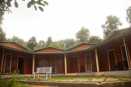 Plantation Deck Rooms from Yedamakky Cottage - Kodagu
