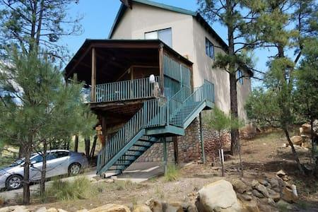 GrindStone Lake Cabin - 1BR - Ruidoso