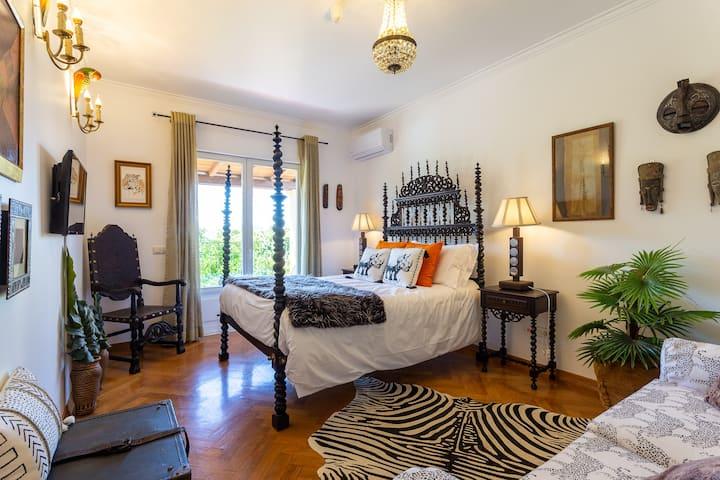 Geronimo Guest House Belém - Suite Benguela
