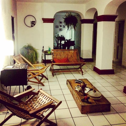 available room in apartment !!! - Colima - Apartament