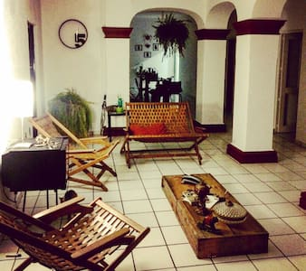 available room in apartment !!! - Colima - Apartamento
