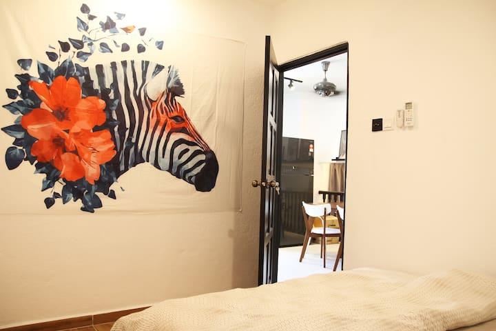 GINGERHAUS Standard Double Room