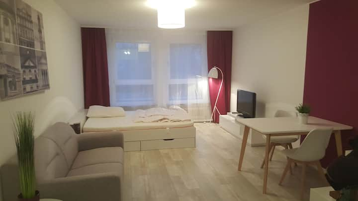 Serviced Apartments - mitten in Karlsruhe