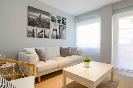Apartamento moderno en pleno centro de Castellón.