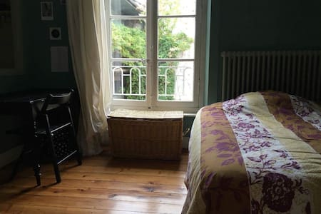 Chambre dans appartement de charme centre ville - Clermont-Ferrand - Appartement
