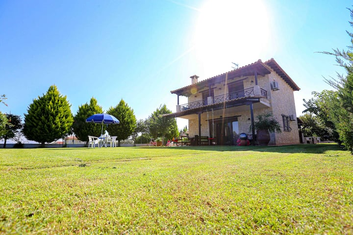 Villa Sun Rise Afitos Halkidiki