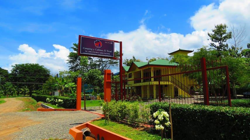 Bienvenidos a El Tecal para 4 personas