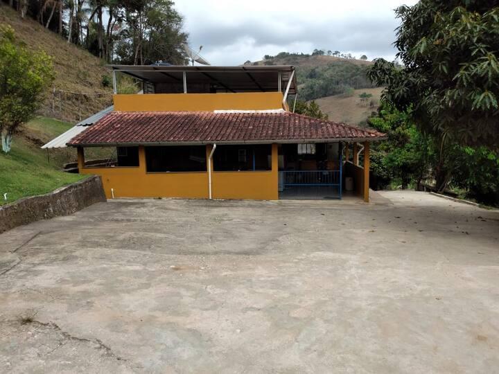 Linda Casa em Sítio na cidade de Lima Duarte