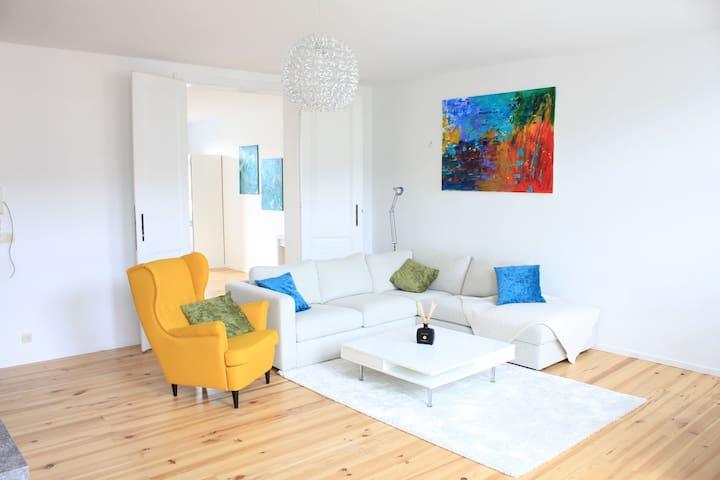 Appartement Moderne Et Spacieux, Bruxelles Centre