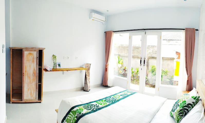 Lovely Private Room 7m to t'Beach • VDGH1