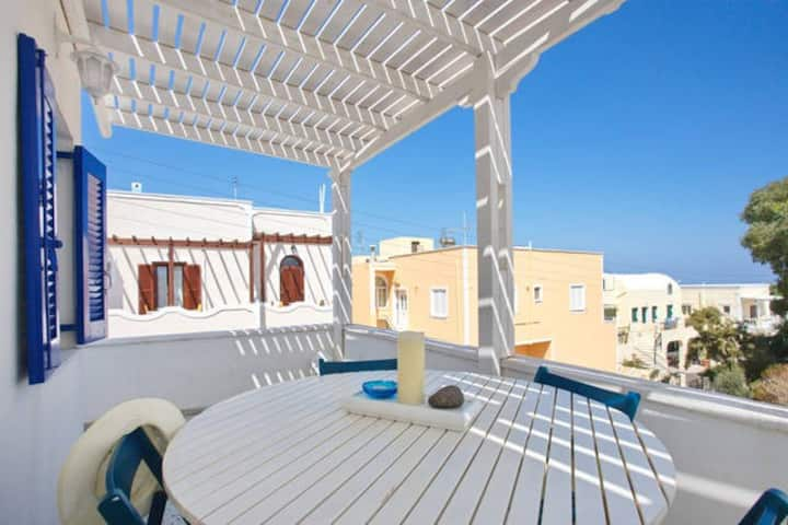 Folia Apartments - upstairs