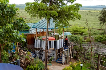Lewa View Cabins
