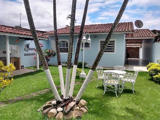 Confortável vivenda em São Sebastião