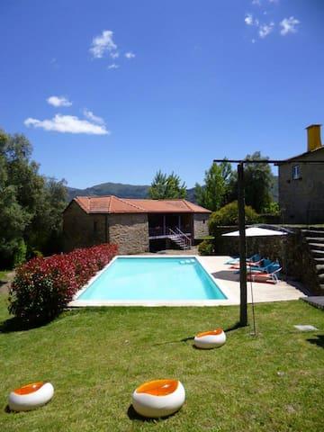 Casa dos Carvalhais- Turismo Rural - Oriz (São Miguel) - House