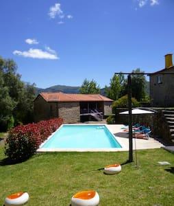 Casa dos Carvalhais- Turismo Rural - Oriz (São Miguel) - Hus