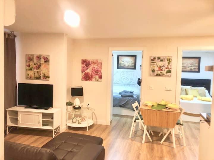 Stylish Apartment II in the heart of Granada
