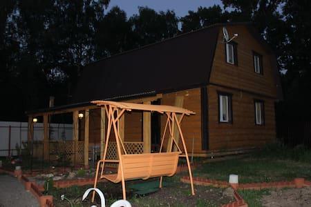 "дом-баня ""Медвежий угол"" - poseleniye Vnukovskoye"