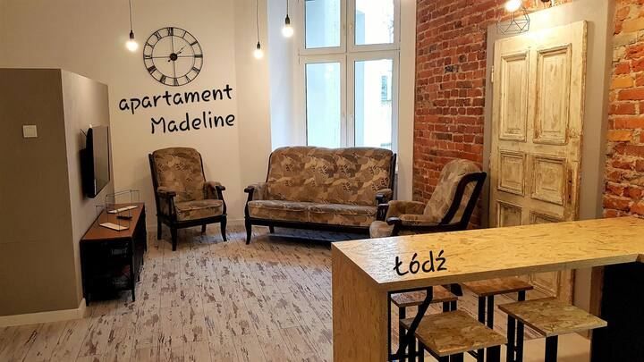 apartament Madeline