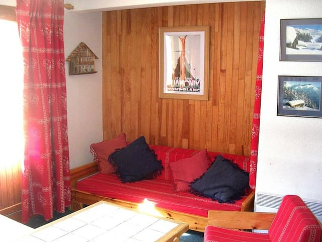 CHAMPAGNY - 6 pers, 43 m2, 3/2