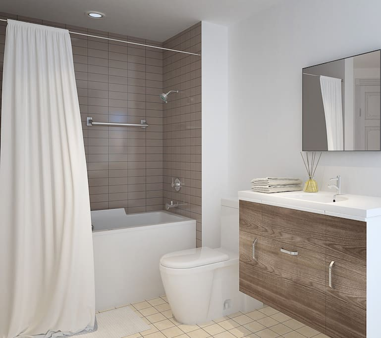 Room Type 1 - Bathroom