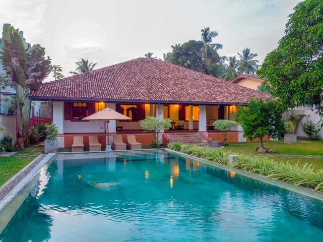 The Bower Ceylon - 1 Bedroom + Pool
