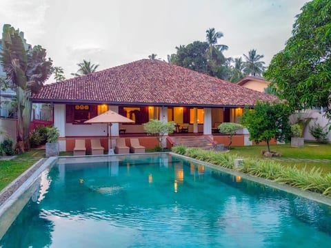 The Bower Ceylon - Private Pool + Family Friendly