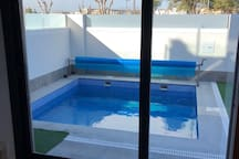 Top villa 5-8p-6 beds-swimming pool with jacuzzi