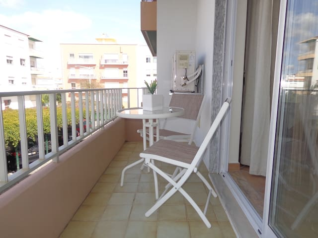 Espetacular apartamento T3 em Tavira / AC