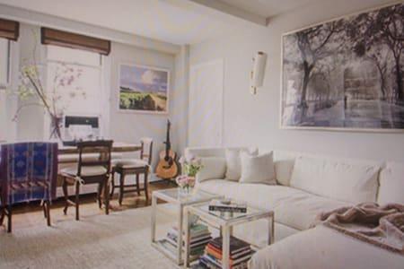 Simple cozy apartment - Schlotheim - บ้าน