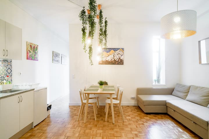 Delightful T2 Apartment in Downtown of Porto