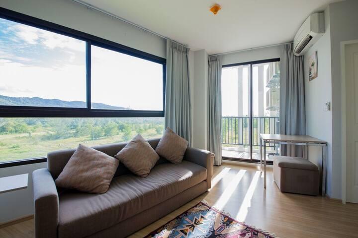 2bed rooms apartment near Laguna Beach