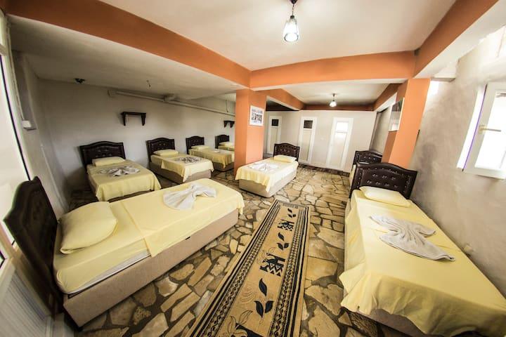 Atillas Getaway Resort Yurt odasi 5 veya 8 kisilik