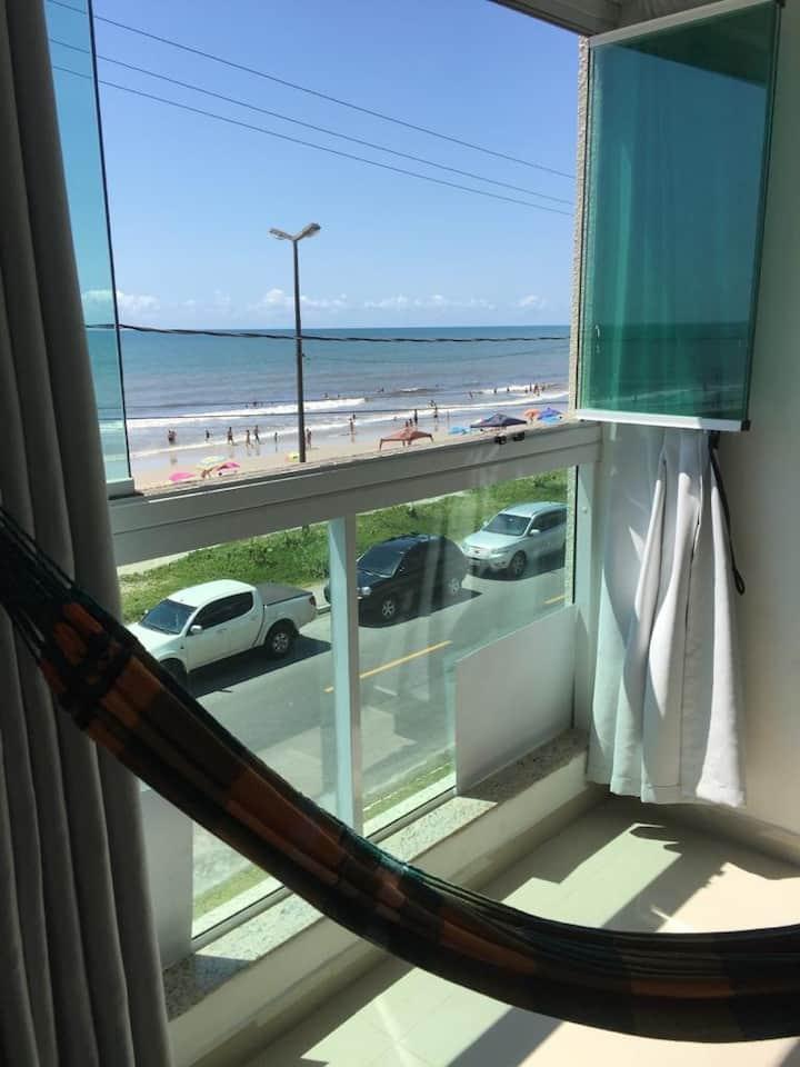 Apartamento BeiraMar Matinhos  Pe da areiaR$249,00