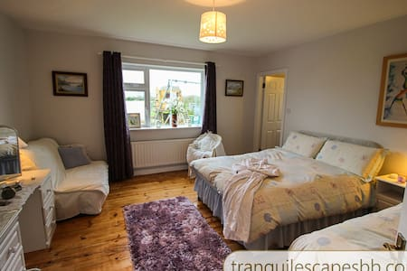 Family Room near Westport, Castlebar, Ballinrobe