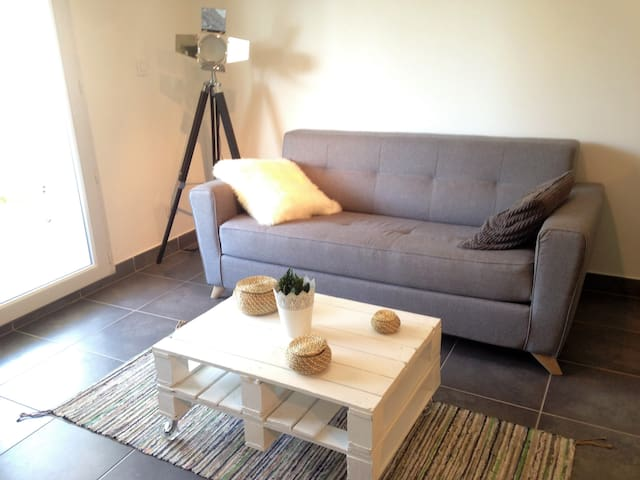 Appartement T2 lumineux - Marseille