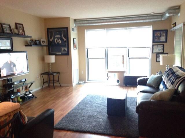 Mill District City Living - Minneapolis - Flat