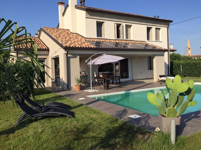 Holiday house in Prosecco hills near Venice!