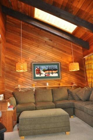 Sun Peaks Resort,  Mountain Nest - Sun Peaks - Casa