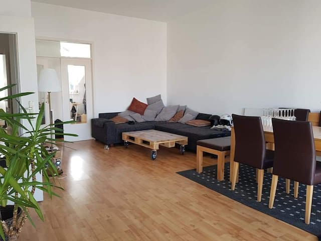 enjoy Berlin in our penthouse apartment