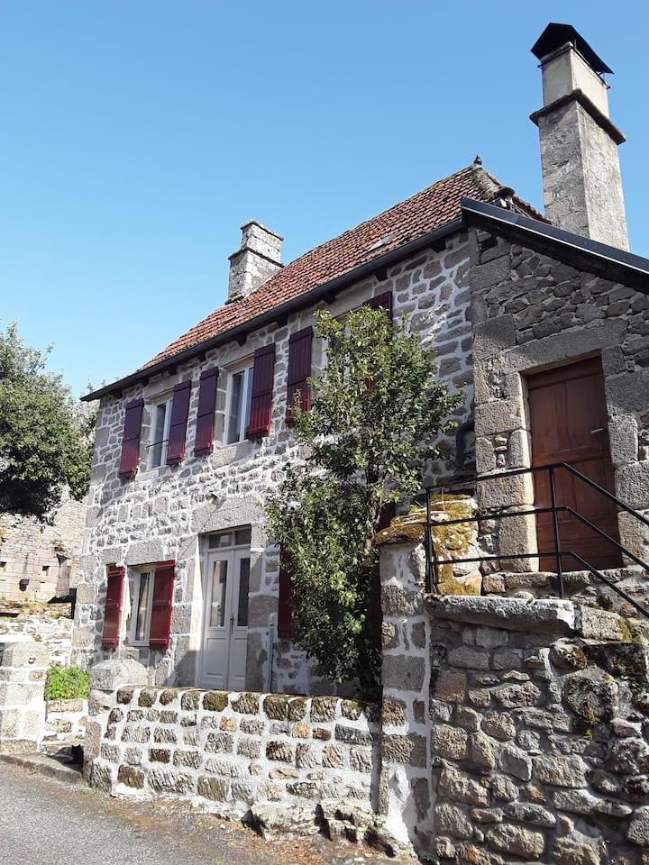 Maison Village Hautefage   Argentat sur Dordogne