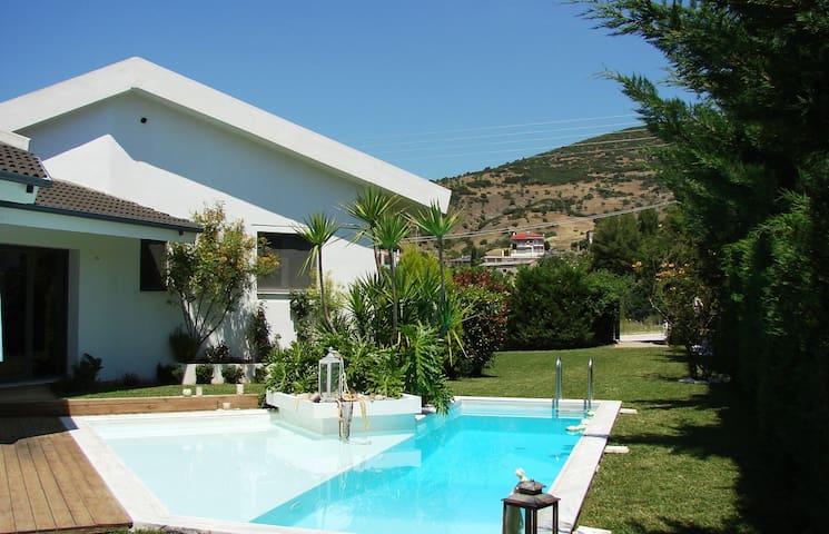 The wild olive villa - Agrilia