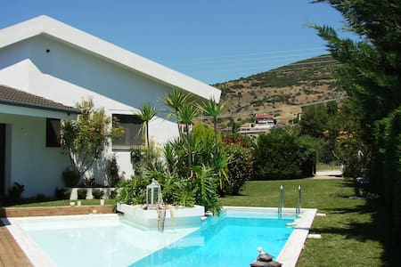 The wild olive villa - Agrilia - Βίλα