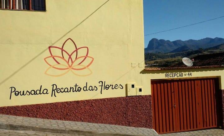 Pousada Recanto Das Flores- Aiuruoca MG 04