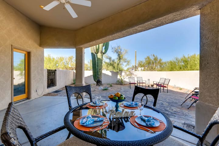 NORTH SCOTTSDALE DREAM~BILLIARDS/POOL/RV SLEEPS 8