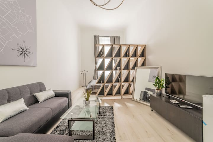 Heart of Budapest Brand New Stylish Apartment AC B