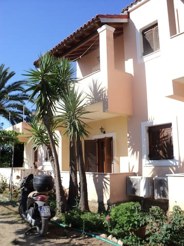 """Villa Angeliki"" in Acharavi beach 2"