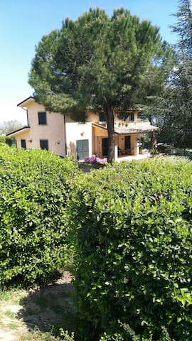 Lovely Country House - Magliano di Tenna - 別荘