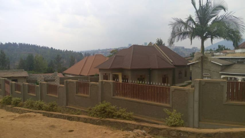 Your Room in Kigali Experience
