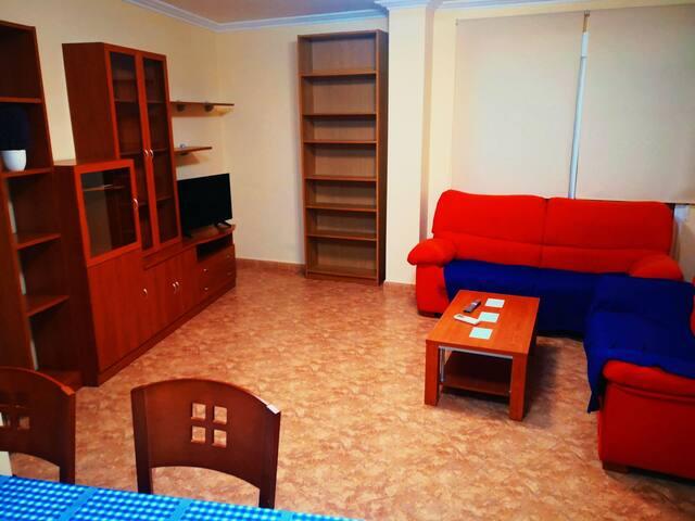 Habitaciones para escapada Rural en Ayora