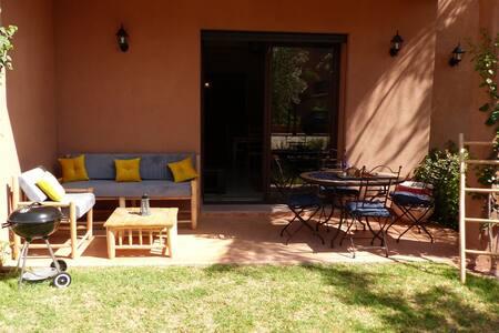Marrakech Waky and golf Jardins de l'Atlas